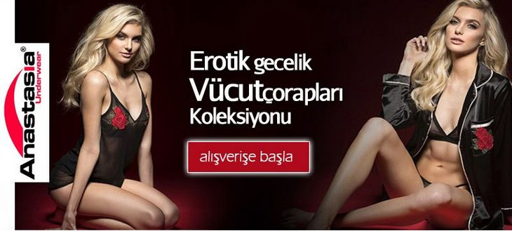 Anastasia Erotik İç Giyim