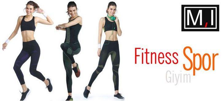 Emay Fitness Spor Giyim 2017/18 Koleksiyonu