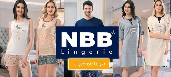 NBB 2017 Bay Bayan Pijama & Gecelik Koleksiyonu