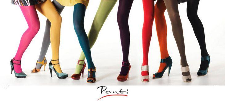 Son yılların en çok tercih edilen çorap markası olan Penti icgiyimozel.com da