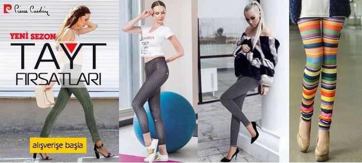 Tayt Modelleri ve En Moda Tayt Çeşitleri