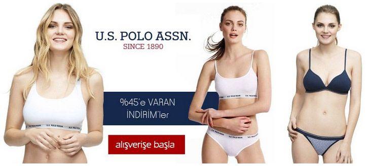 US Polo İç giyim ürünlerinde indirim