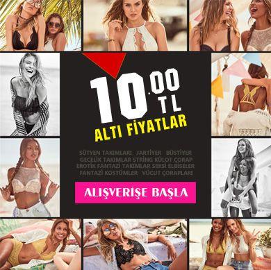 10 TL Altı İç Çamaşır Modelleri