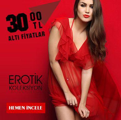 30 TL Altı Erotik iç Giyim Çeşitleri