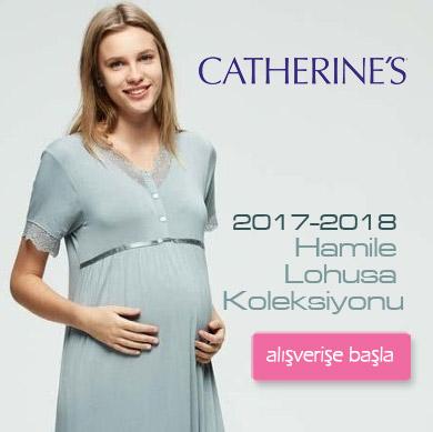 Catherine's 2017 Hamile Lohusa Koleksiyonu