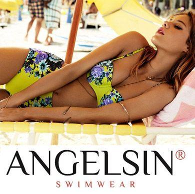 Angelsin Bikini Mayoda Büyük İNDİRİM!