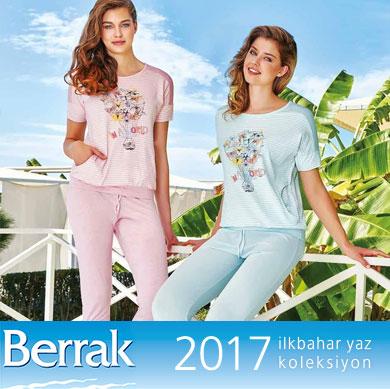 Berrak 2017 İlkbahar YAZ Koleksiyonu