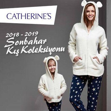 Catherine's 2018-2019 Sonbahar Kış Koleksiyonu
