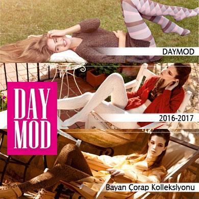 Daymod 2016-2017 Bayan Çorap Kolleksiyonu