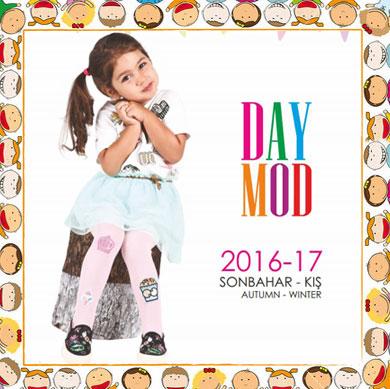 Daymod 2016-2017 Kız Çocuk Çorap Kolleksiyonu