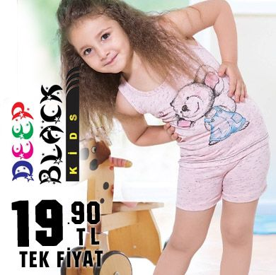 Çocuk Pijama Takımları 19.90 TL