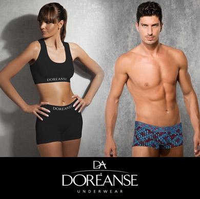 Doreanse Erkek Kadın İç Giyim Ürünleri ve Modelleri