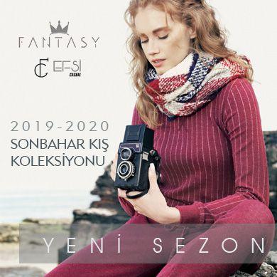 Fantasy FC Casual 2019-2020 Sonbahar Kış Pijama Koleksiyonu