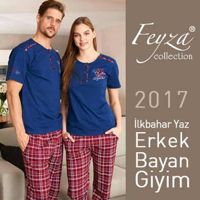 Feyza 2017 İlkbahar Yaz Bayan Giyim Modelleri - icgiyimozel.com