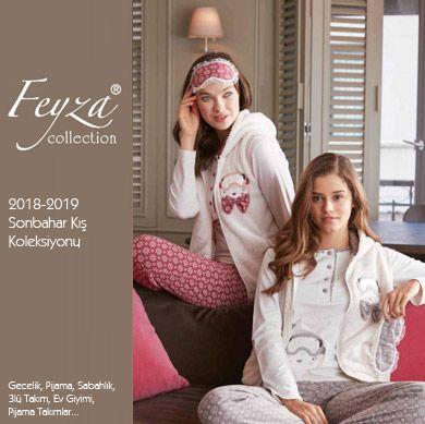 Feyza 2018-2019 Sonbahar Kış Koleksiyonu