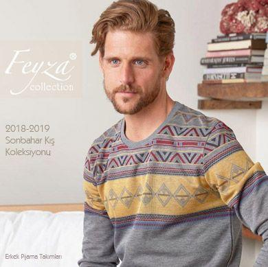 Feyza 2018-2019 Sonbahar Kış Erkek Koleksiyonu