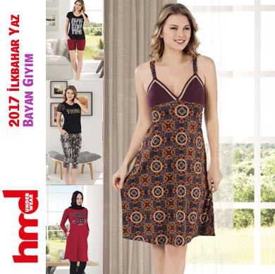 HMD 2017 İlkbahar Yaz Bayan Giyim