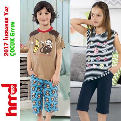 HMD 2017 İlkbahar Yaz Çocuk - Garson Giyim Modelleri
