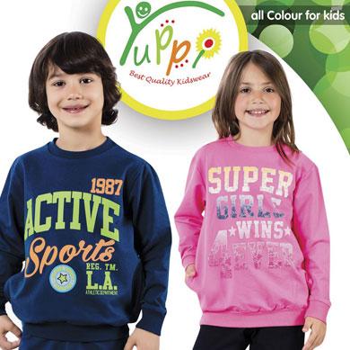 HMD Yuppi 2016-2017 Sonbahar Kış Çocuk & Garson Pijama Koleksiyonu