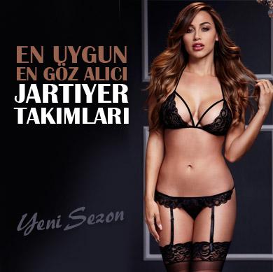 Jartiyer Takım Modelleri & Jartiyer Çorap