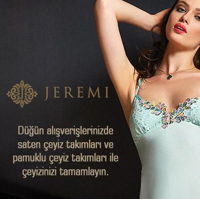 Jeremi 2018 Bayan Gecelik Modelleri