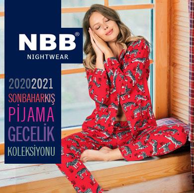NBB 2020-2021 Yeni Sezon Pijama Ev Giyim Koleksiyonu