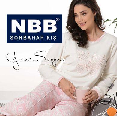 NBB 218 2019 Yen Sezon Pijama Koleksiyonu