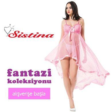 Sistina Fantazi Giyim Koleksiyonu
