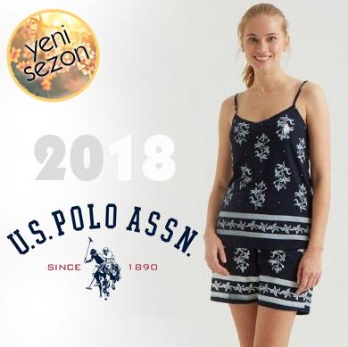 US POLO Bayan 2018 İlkbahar Yaz Koleksiyonu