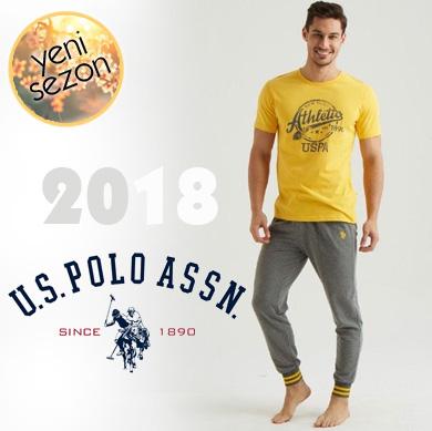 US Polo Erkek 2018 İlkbahar Yaz Koleksiyonu