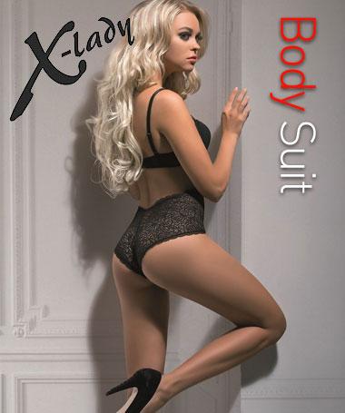 X-Lady Body Suit 1017