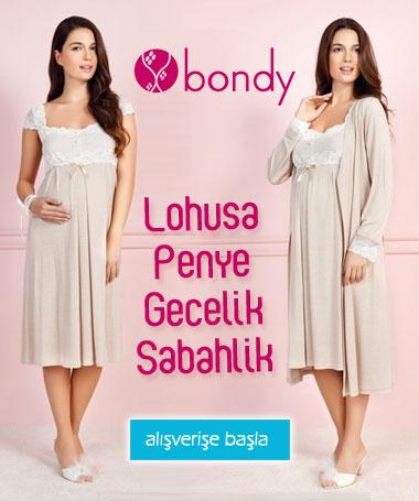 Bondy Lohusa Penye Gecelik Sabahlık 17209