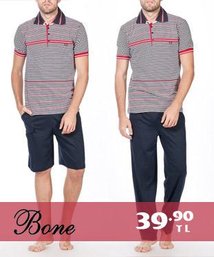 Bone Club Erkek 3'lü Takım 3180