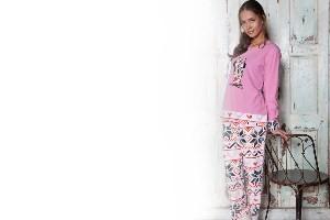 Bayan Pijama Takımları Modelleri