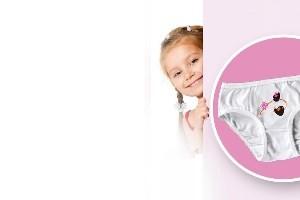 Kız Çocuk Külot Modelleri