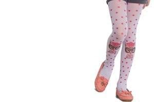 Kız Çocuk Külotlu Çorap Modelleri