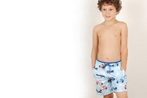 Erkek Çocuk Deniz Şortu Modelleri