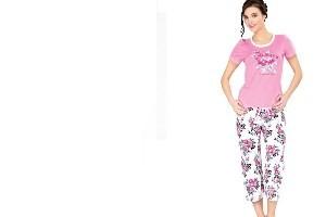 Kapri Takım Bayan Pijama Modelleri