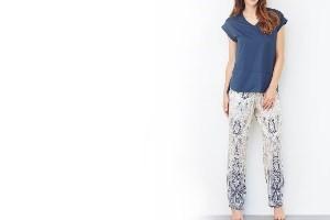 Kısa Kollu Pijama Takımları Modelleri