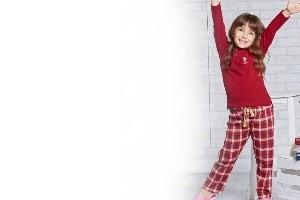 Kız Çocuk Pijama Modelleri