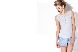 Şort Takım Bayan Pijama Modelleri