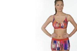 Şortlu Bikini Modelleri