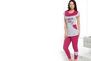 Tayt Pijama Takımları Modelleri