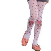Daha Fazla Kız Çocuk Külotlu Çorap