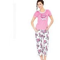 Daha Fazla Kapri Takım Bayan Pijama