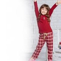 Daha Fazla Kız Çocuk Pijama