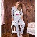 Bayan Sweatshirt Pijama Takım Anıl 9430