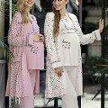 Artış 1166 3 Lü Lohusa Pijama Takımı