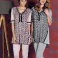 Artış Taytlı Pijama Takım 1062