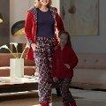 Bayan 3 lü Pijama Takım Dowry 15-106